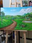 Oil painting (work in progress)