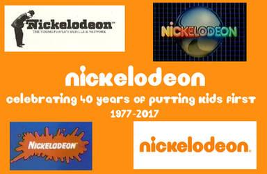 Nickelodeon 40th Anniversary Tribute