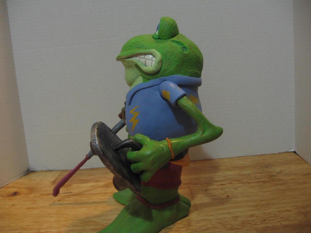 Genghis Frog Potatohead left side by Potatoheadmaster