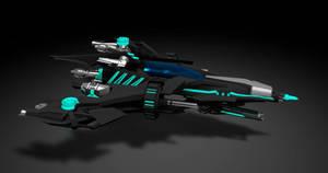 Venturicles - Shadow Cyan
