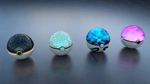 Custom Pokeballs