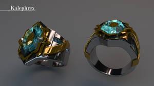Sci Fi Fantasy Ring (Alternate Colors)