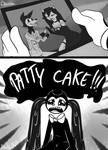 Patty Cake - Bendy and Alice Comic