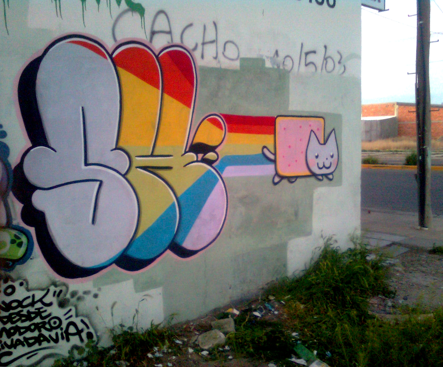 7 Up Graffiti