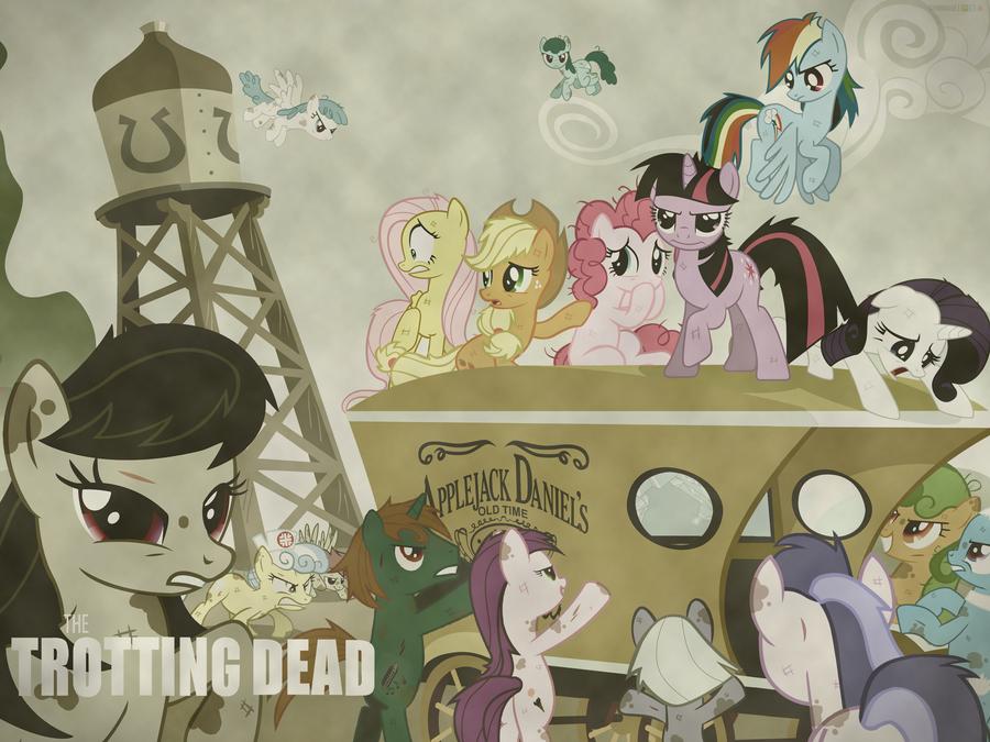 The Trotting Dead Fimfiction