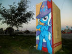 Trixie Graffiti