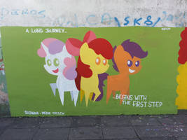 A Long Journey - CMC Graffiti by ShinodaGE