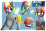 Krylone ref sheet