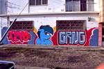 Delta Vee graffiti by ShinodaGE