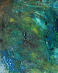 Storm, 2011, 24-30cm, oil on canvas