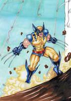 Wolverine! by ChrisPapantoniou