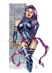 Psylocke!!!