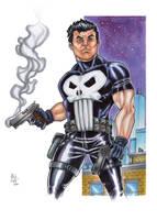 Punisher! by ChrisPapantoniou