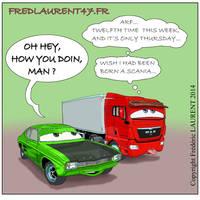 The 'Man' Joke by fredlaurent47