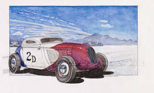 Bl- Ford Coupe Pearson Bros. - 2013 by fredlaurent47