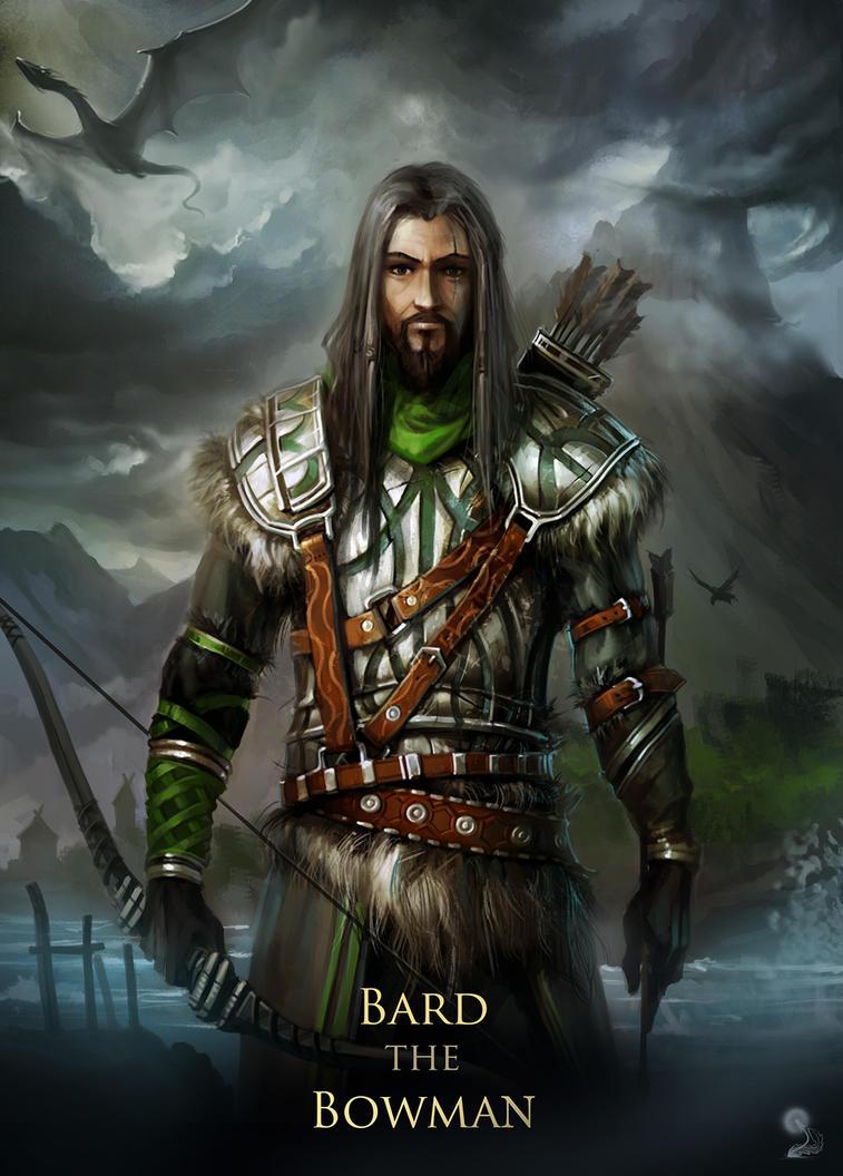 Bard by haryarti