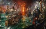 Assassins Creed IV Black Flag fanart