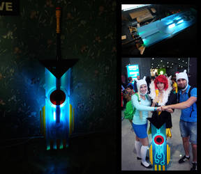 Transistor Sword by haryarti