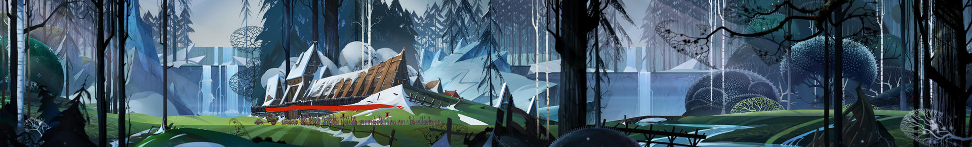 The Banner Saga art_test