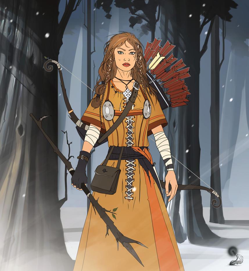 Banner Saga 3 Concept Art