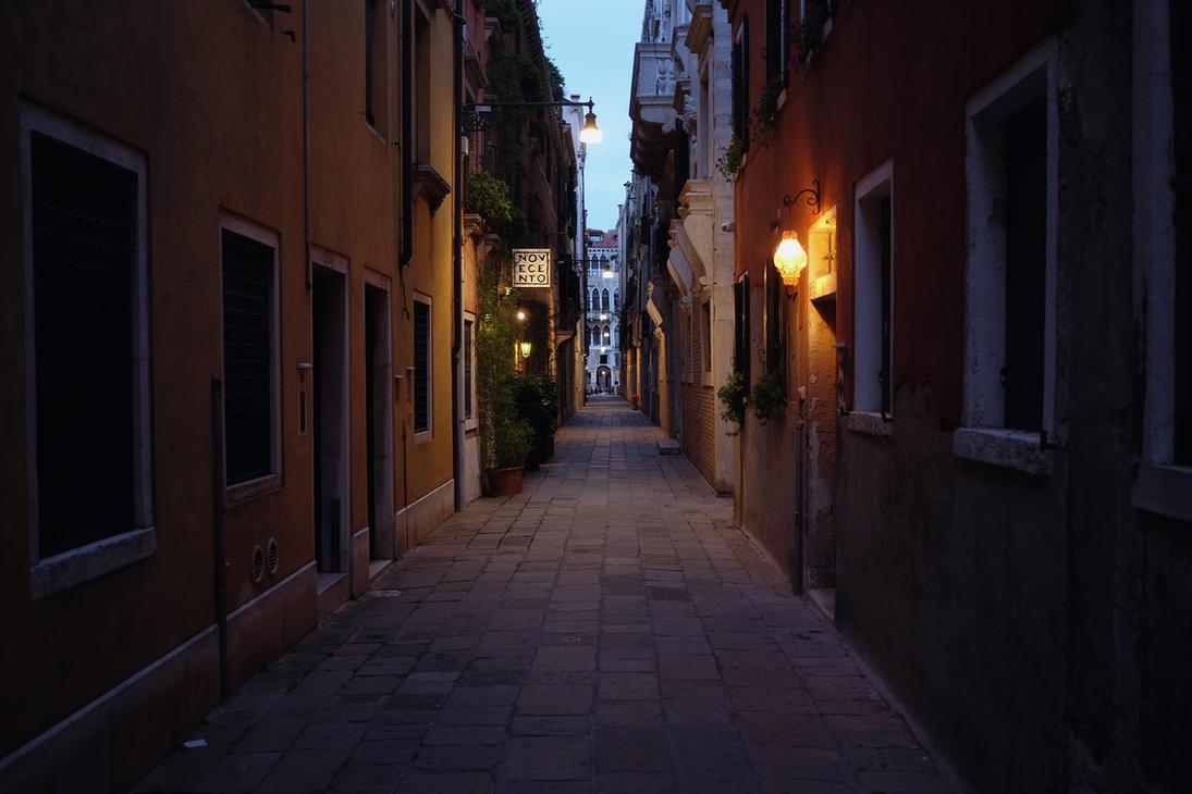 Venice street by haryarti