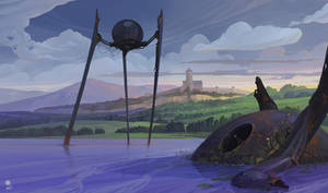 The Lake. And UFOs. And The Castle.