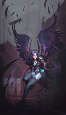 Vengeful Spirit - Dota 2