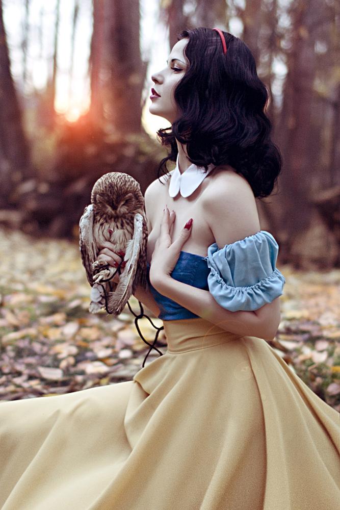 Snow White by OtonoEterno