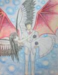 Wedding of Demon and Dragon