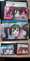 Nico Yazawa Custom Wallet