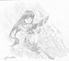 Zusa kick sketch