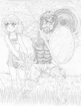 Alice and Brasidas 11-19 sketch