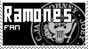 Ramones Stamp by coxao