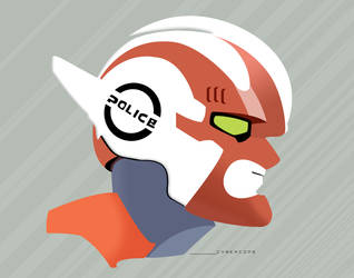 Cybercop Jupiter by coxao