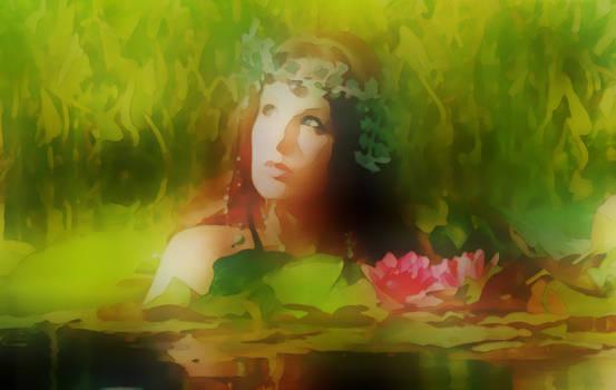 Marjoleinart's Water Lilies