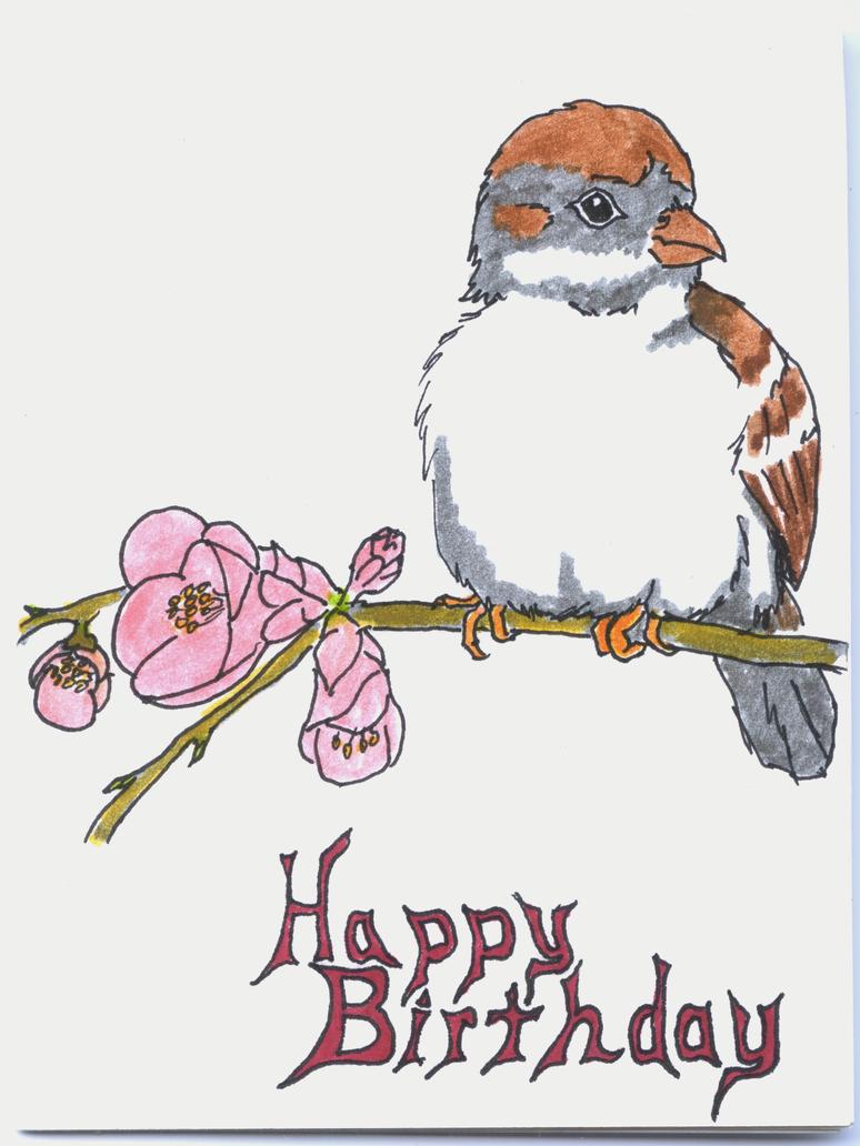 Grandmas Birthday Card By TelegramSam On DeviantArt