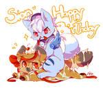 Happy birthday Sion