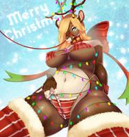 Merry Christmas by mizuaka