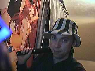 badass hat by DjSammyk