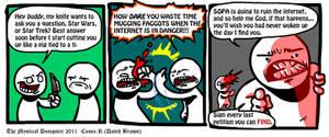 Mystical Dumpster SOPA
