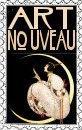 Stamp Art Nouveau 1 by Bnspyrd
