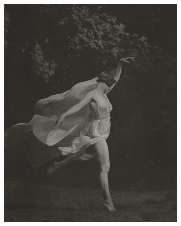 Vintage Dancer A.Duncan by Bnspyrd