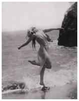Vintage Dancer 02 by Bnspyrd