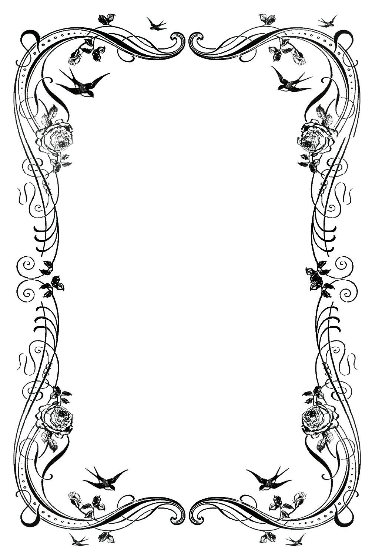 Decorative HA frames/borders (pics included)