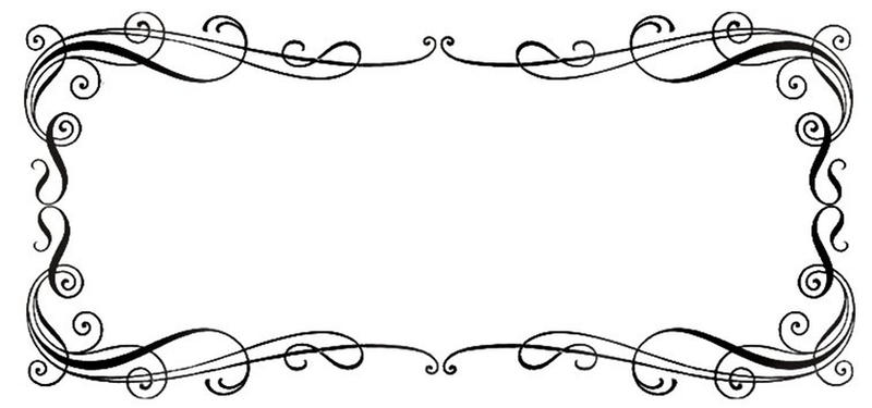 Frame Design Line Art : Border lineart by bnspyrd on deviantart