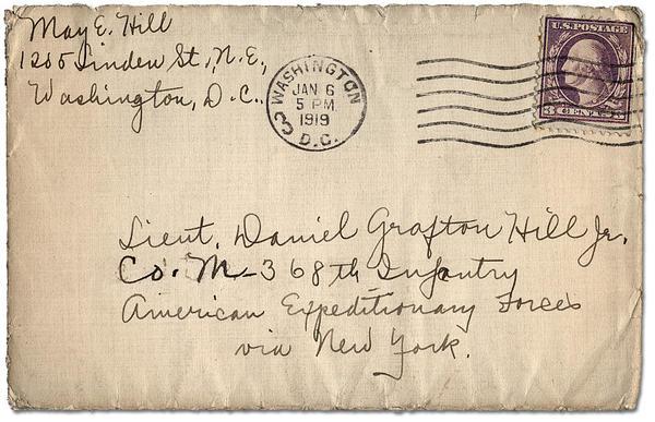 Vintage Envelope 1