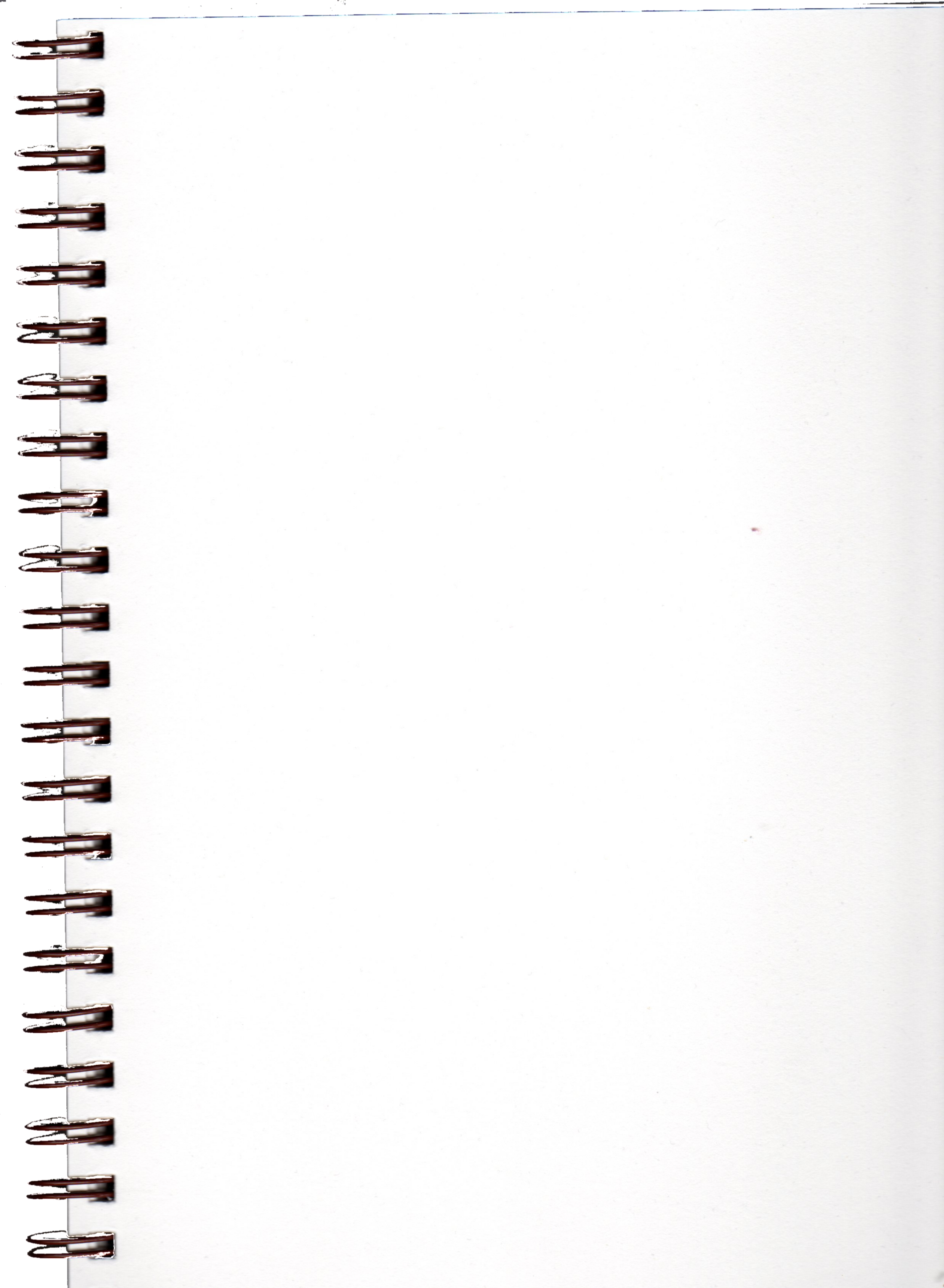 the gallery for gt spiral notebook paper