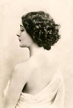 Vintage Art Nouveau Pose 8of9