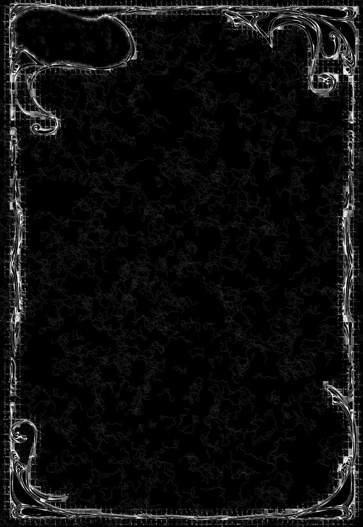 Petrified Vein Border by Bnspyrd