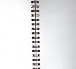 Pre-Cut SpiralBoundSketchbook 2